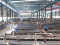 Qingdao Lingshan Steel Construction Co., Ltd.