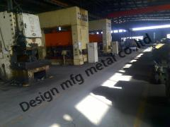 DESIGN MFG METAL CO., LIMITED
