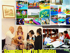 Guangzhou Chao Yue Inflatables Co., Limited