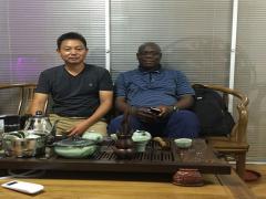 Shanghai Qinwo Trading Co., Ltd.