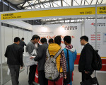 Our booth attracted many visitors' attention