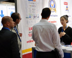 The buyers showed their great interest in Made-in-China.com