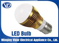 Minqing Vidar Electrical Appliance Co., Ltd.
