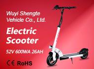 Wuyi Shengte Vehicle Co., Ltd.