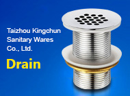 Taizhou Kingchun Sanitary Wares Co., Ltd.