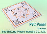 Haiyan BaoShiLong Plastic Industry Co., Ltd.