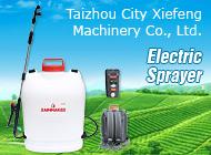 Taizhou City Xiefeng Machinery Co., Ltd.