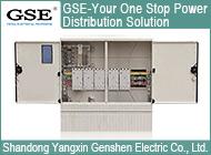 Shandong Yangxin Genshen Electric Co., Ltd.