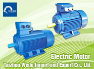 Taizhou Wedo Import and Export Co., Ltd.