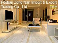 Foshan Zong Nan Import & Export Trading Co., Ltd.