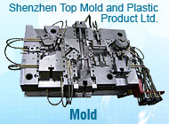 Shenzhen Top Mold And Plastic Product Limited
