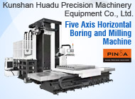 Kunshan Huadu Precision Machinery Equipment Co., Ltd.