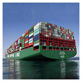 Logistics Sea Freight From Shenzhen to Egypt