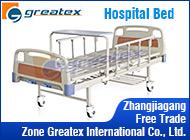 Zhangjiagang Free Trade Zone Greatex International Co., Ltd.
