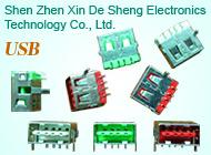 Shen Zhen Xin De Sheng Electronics Technology Co., Ltd.