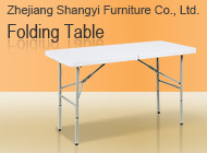 Zhejiang Shangyi Furniture Co., Ltd.