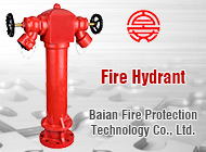 Baian Fire Protection Technology Co., Ltd.