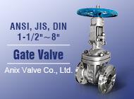 Anix Valve Co., Ltd.