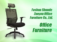 Foshan Shunde Zuoyou Office Furniture Co., Ltd.