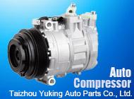 Taizhou Yuking Auto Parts Co., Ltd.