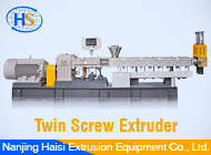 Nanjing Haisi Extrusion Equipment Co., Ltd.
