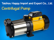 Taizhou Happy Import and Export Co., Ltd.