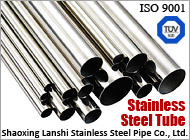 Shaoxing Lanshi Stainless Steel Pipe Co., Ltd.