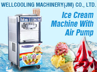 WELLCOOLING MACHINERY(JM) CO., LTD.