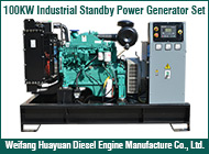Weifang Huayuan Diesel Engine Manufacture Co., Ltd.