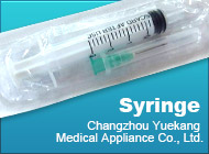 Changzhou Yuekang Medical Appliance Co., Ltd.