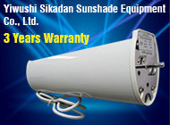 Yiwushi Sikadan Sunshade Equipment Co., Ltd.