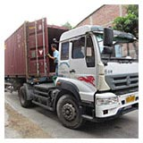 Container Loading Check Porcelain Tiles