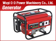 Wuyi O O Power Machinery Co., Ltd.