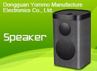 Dongguan Yommo Manufacture Electronics Co., Ltd.