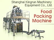 Shanghai Kingrun Machinery Equipment Co., Ltd.