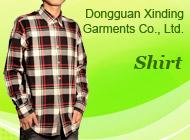 Dongguan Xinding Garments Co., Ltd.