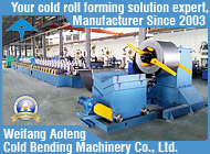 Weifang Aoteng Cold Bending Machinery Co., Ltd.