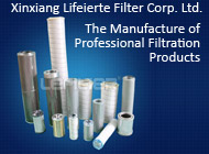 Xinxiang Lifeierte Filter Corp. Ltd.