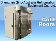 Shenzhen Sino-Australia Refrigeration Equipment Co., Ltd.