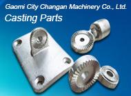 Gaomi City Changan Machinery Co., Ltd.