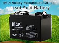 MCA Battery Manufacture Co., Ltd.