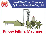 Wuxi Tian Yuan Computer Quilting Machine Co., Ltd.