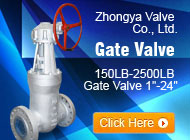 Zhongya Valve Co., Ltd.