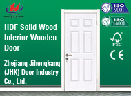 Zhejiang Jihengkang (JHK) Door Industry Co., Ltd.