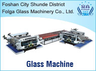 Foshan City Shunde District Folga Glass Machinery Co., Ltd.