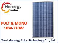 Wuxi Henergy Solar Technology Co., Ltd.