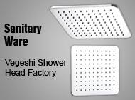Vegeshi Shower Head Factory