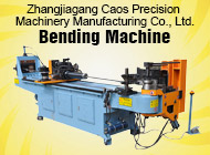 Zhangjiagang Caos Precision Machinery Manufacturing Co., Ltd.
