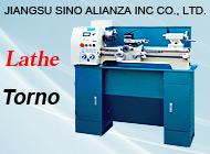 JIANGSU SINO ALIANZA INC CO., LTD.