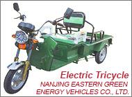 NANJING EASTERN GREEN ENERGY VEHICLES CO., LTD.